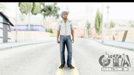 GTA 5 Mexican Gang 1 para GTA San Andreas segunda tela