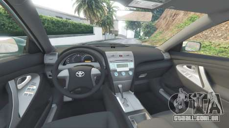 GTA 5 Toyota Camry V40 2008 [tuning] frente vista lateral direita