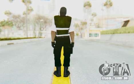 Bahrain Defense para GTA San Andreas terceira tela