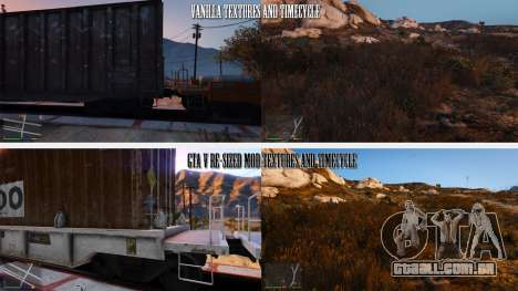 GTA V RE-Sized V5.5 ( Estável ) para GTA 5
