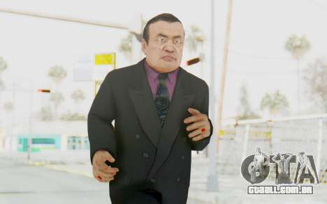 Mafia 2 - Wong para GTA San Andreas
