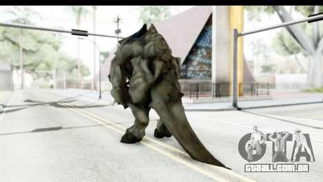 DOOM 3 - Guardian of The Hell para GTA San Andreas terceira tela