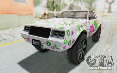 GTA 5 Willard Faction Custom Donk v2 para as rodas de GTA San Andreas