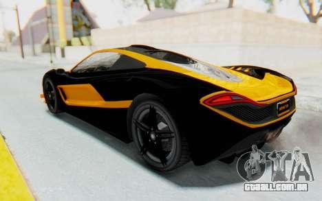 GTA 5 Progen T20 Devil PJ para as rodas de GTA San Andreas