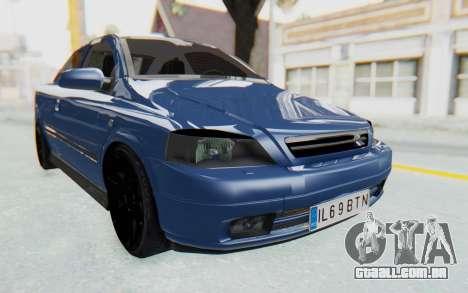 Opel Bertone para GTA San Andreas