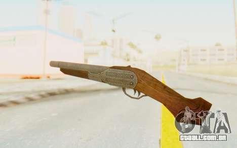 APB Reloaded - Sawnoff para GTA San Andreas segunda tela