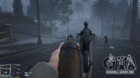GTA 5 Zombies 1.4.2a terceiro screenshot