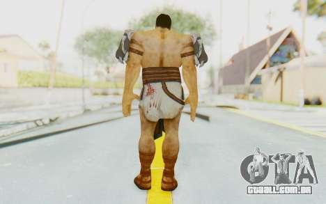 Hercules Skin v3 para GTA San Andreas terceira tela