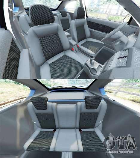 GTA 5 Lada Priora Sport Coupe v0.1 volante