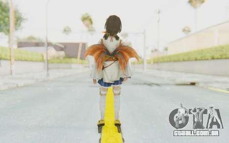 Toukiden: Kiwami - Hatsuho para GTA San Andreas terceira tela