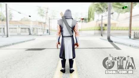 Marvel Heroes - Deadpool (Zen) para GTA San Andreas terceira tela
