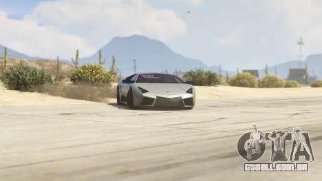 Lamborghini Reventon 7.1 para GTA 5