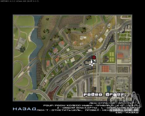 Armenia Erevan Poster para GTA San Andreas quinto tela