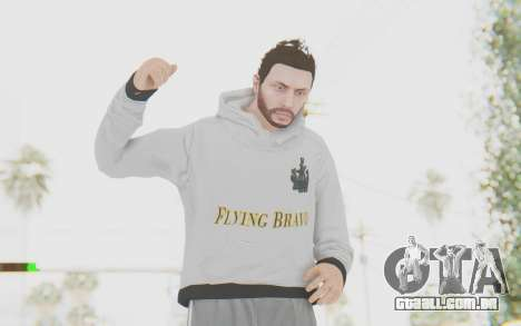 GTA Online Finance and Felony Skin 3 para GTA San Andreas