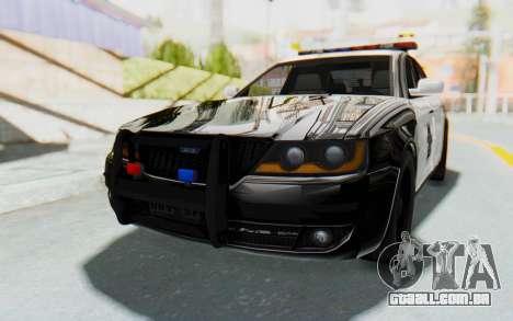 ASYM Desanne XT Pursuit v2 para GTA San Andreas