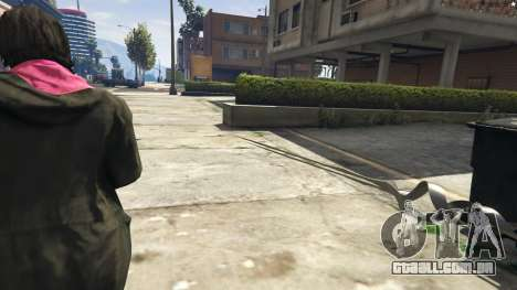 GTA 5 Rongines needle quinta imagem de tela