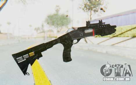 M870 from Rainbow Six: Siege para GTA San Andreas segunda tela