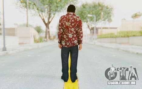 Mafia 2 - Joe Beaten para GTA San Andreas terceira tela