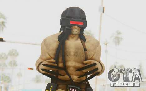 Marvel Heroes - Wolverine Weapon X para GTA San Andreas
