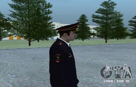 Geral do Ministério para GTA San Andreas terceira tela