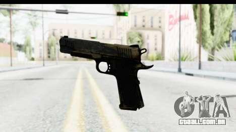 FarCry 3 - Colt 1911 para GTA San Andreas terceira tela