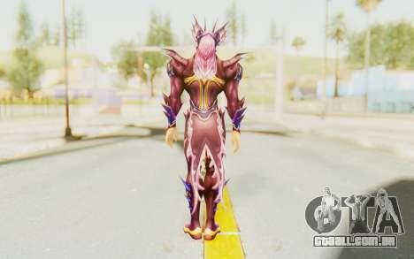 Final Fantasy - Kain para GTA San Andreas terceira tela