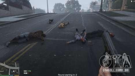 GTA 5 Zombies 1.4.2a quarto screenshot