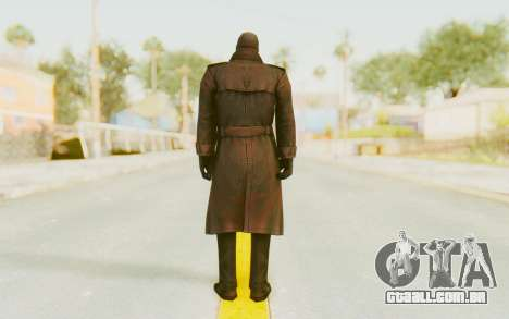 Marvel Future Fight - Punisher (Noir) para GTA San Andreas terceira tela