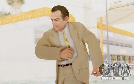 Mafia 2 - Eddie Scarpa para GTA San Andreas