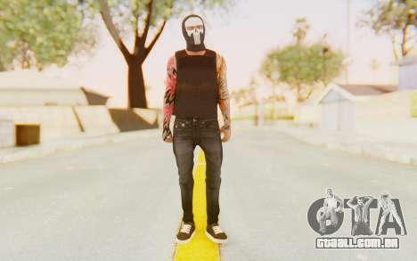 Punisher from GTA Online para GTA San Andreas segunda tela