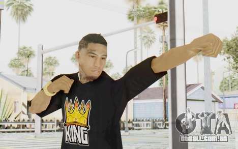The King Skin para GTA San Andreas