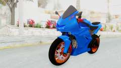Kawasaki Ninja 250R Streetrace