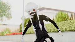 Gasai Yuno Ghoul para GTA San Andreas