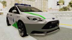 Ford Focus ST 2013 PDRM