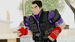 Kazuya Mishima (Ops Suit)