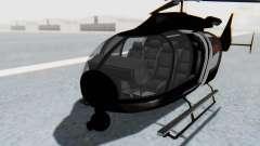 GTA 5 Maibatsu Frogger FIB IVF para GTA San Andreas