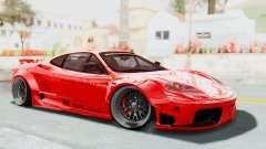 Ferrari 360 Modena Liberty Walk LB Perfomance v2