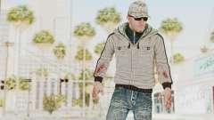 CrimeCraft - Londeners Gang Soldier 2 para GTA San Andreas