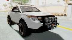 Ford Explorer Pickup