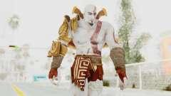 Kratos v2 para GTA San Andreas