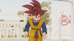 Dragon Ball Xenoverse Goten SSG para GTA San Andreas