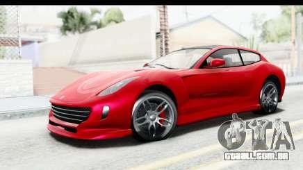 GTA 5 Grotti Bestia GTS IVF para GTA San Andreas