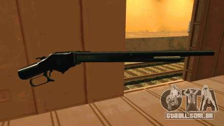 Winchester Model 1887 para GTA San Andreas