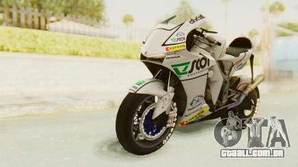 Honda RC212V para GTA San Andreas