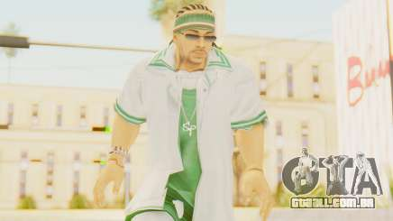 Def Jam Fight For New York - Sean Paul v1 para GTA San Andreas