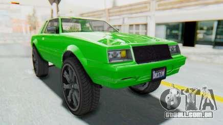 GTA 5 Willard Faction Custom Donk v3 para GTA San Andreas