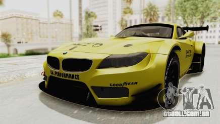 BMW Z4 Liberty Walk para GTA San Andreas