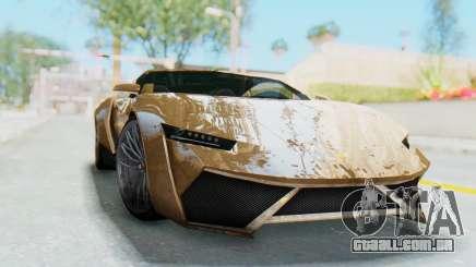 GTA 5 Pegassi Reaper SA Lights para GTA San Andreas