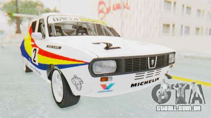 Dacia 1300 Rally para GTA San Andreas