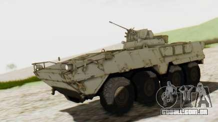MGSV Phantom Pain STOUT IFV APC Tank v2 para GTA San Andreas